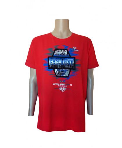 Красная футболка (великаны)