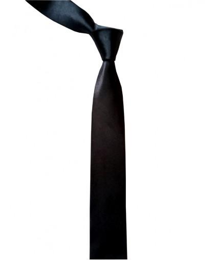 Галстук черный