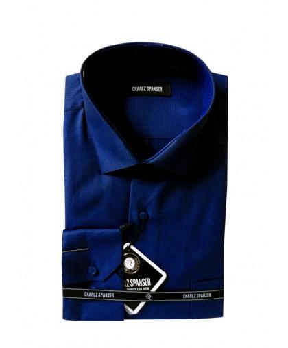 Синяя сорочка
