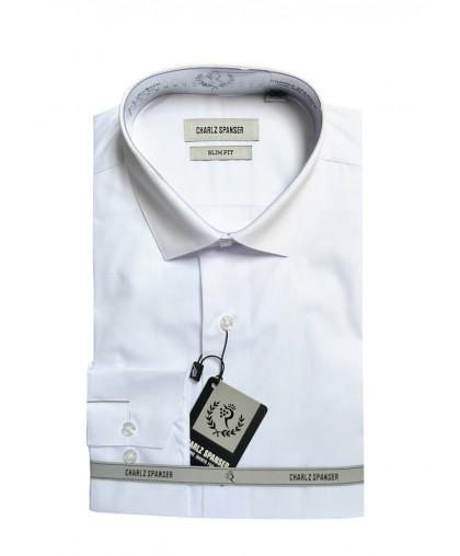 Белая мужская сорочка