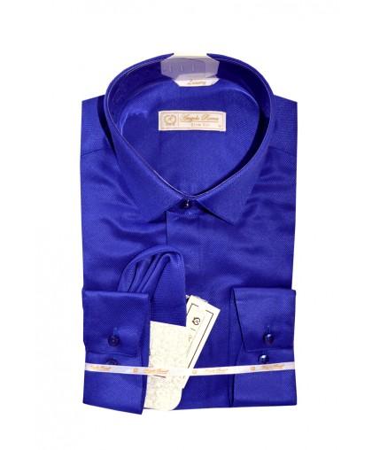 Мужская сорочка с платком